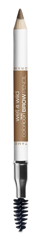 Карандаш для бровей Wet n Wild Color Icon Brow Pencil 621A (Цвет 621A Blonde Moments variant_hex_name 846A4F)