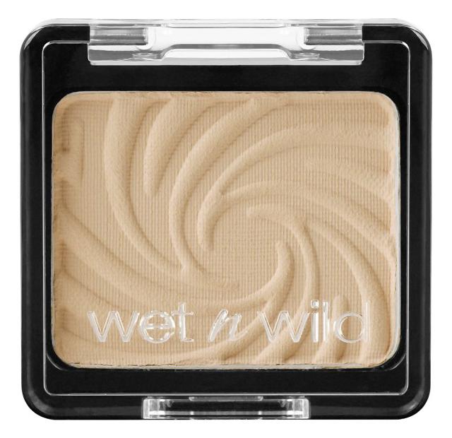 Тени для век Wet n Wild Color Icon Eyeshadow Single 251A (Цвет 251A Brulee variant_hex_name CFB18F)