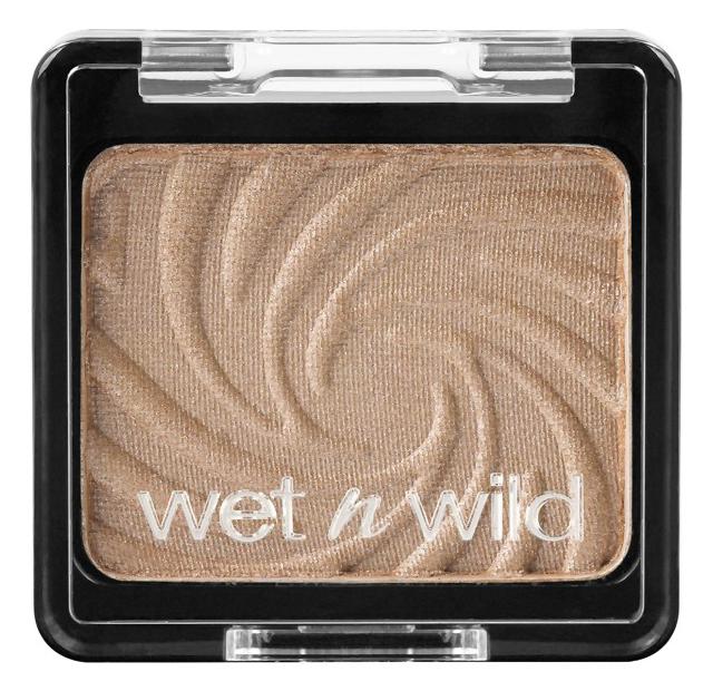 Тени для век Wet n Wild Color Icon Eyeshadow Single 252B (Цвет 252B Nutty variant_hex_name A4968B)