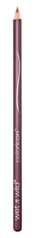 Карандаш для губ Wet n Wild Color Icon Lipliner Pencil 666 (Цвет 666 Brandy Wine variant_hex_name 7C5661)