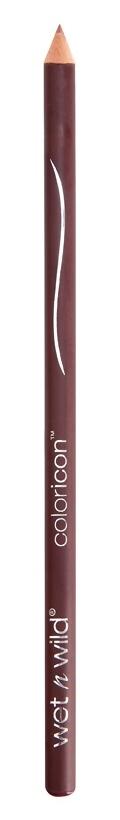 Карандаш для губ Wet n Wild Color Icon Lipliner Pencil 712 (Цвет 712 Willow variant_hex_name 90655E)