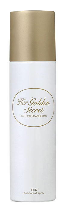 Дезодорант Antonio Banderas Her Golden Secret (Объем 150 мл)