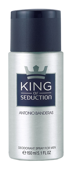 Дезодорант Antonio Banderas King Of Seduction (Объем 150 мл)