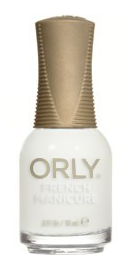 Лак для ногтей Orly French Manicure Color 482 (Цвет 482 Sheer Beauty variant_hex_name F1F1ED)