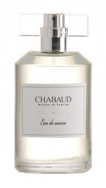 Туалетная вода Chabaud Maison de Parfum Eau de Source (Объем 100 мл)