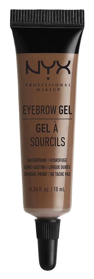 Купить Eyebrow Gel 01 Blonde NYX-EBG01