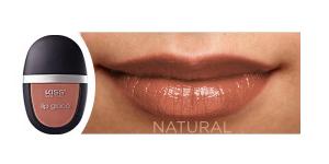 Блеск для губ Kiss Lip Glace KLLG04 (Цвет KLLG04 Natural Lip variant_hex_name C56A52)