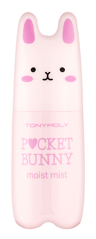 Спрей Tony Moly Pocket Bunny Moist Mist #2 (Объем 60 мл)