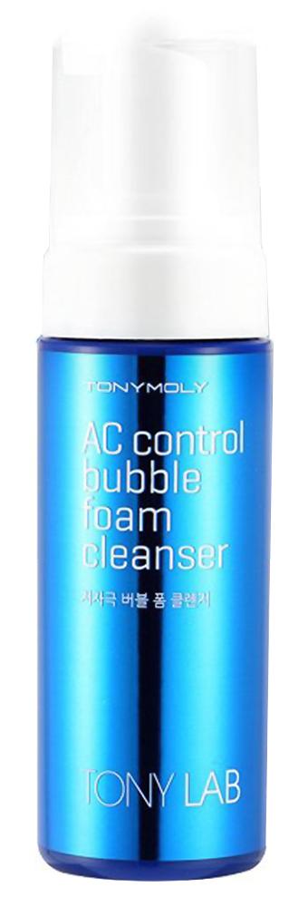Пенка Tony Moly Tony Lab AC Control Bubble Foam Cleanser (Объем 150 мл)