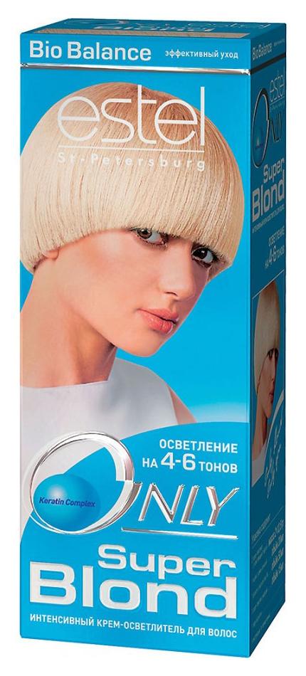 Купить Крем-осветлитель для волос Only Super Blond Super Blond EPL-4606453018072