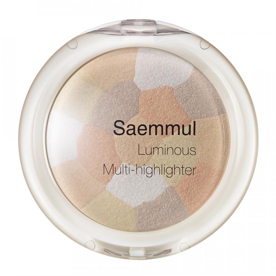 Купить Saemmul Luminous Multi-Highlighter 02 Gold Beige SAM-8806164123041