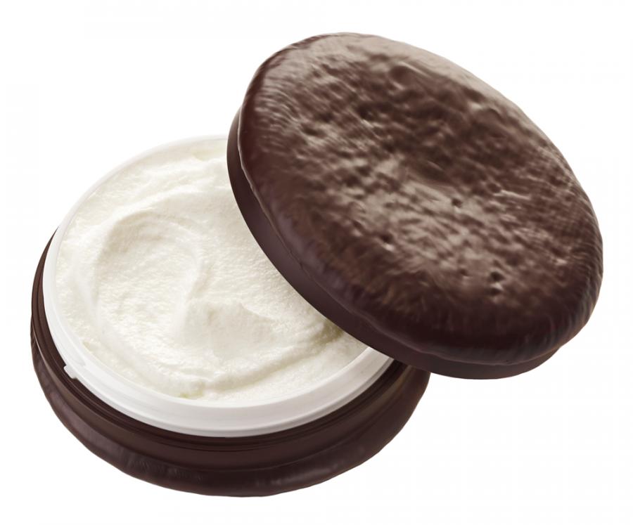 Крем для рук The Saem Chocopie Hand Cream Marshmallow (Объем 35 мл)