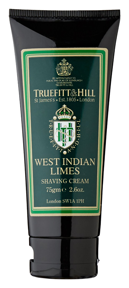 Для бритья TruefittHill West Indian Limes Shaving Cream (Объем 75 г)