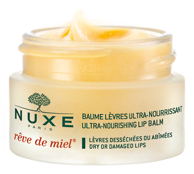 Nuxe бальзам для губ