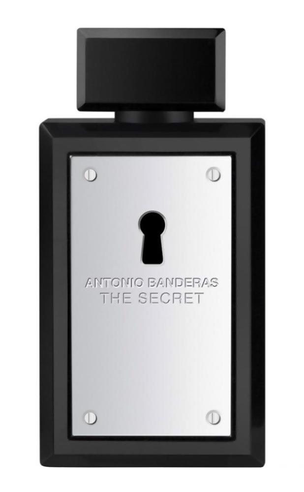 Туалетная вода Antonio Banderas The Secret (Объем 100 мл Вес 150.00)