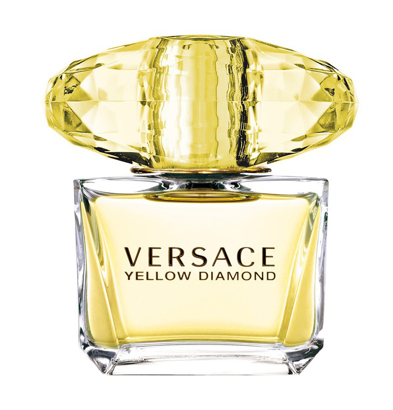 Туалетная вода Versace Yellow Diamond (Объем 50 мл Вес 100.00)