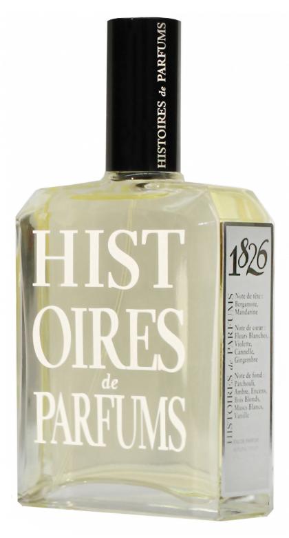 Парфюмерная вода Histoires de Parfums 1826 Eugenie de Montijo (Объем 120 мл)