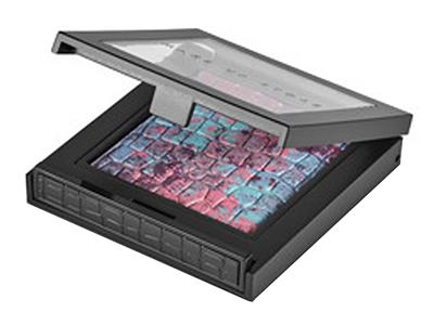 Тени для век Make Up Store Microshadow Marble Charcoal Gray (Цвет Charcoal Gray variant_hex_name 8CADBD)