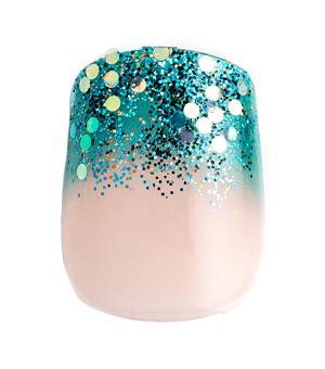 Дизайн ногтей Kiss Твердый лак imPRESS Design. Medium Length (Цвет BIPDM300 Уикенд variant_hex_name 016a6d)