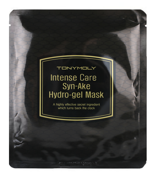 Гидрогелевая маска Tony Moly Intense Care Syn-Ake Hydro-gel Mask (Объем 25 мл)
