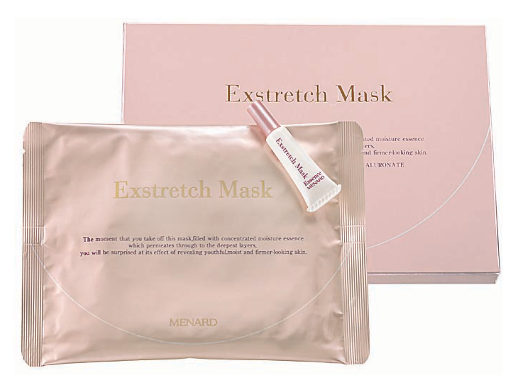 Тканевая маска Menard Exstretch Mask 1 Set (Объем 1+1шт.)