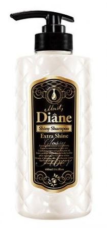 Шампунь Moist Diane Diane Extra Shine (Объем 400 мл)