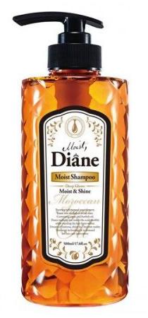 Шампунь Moist Diane Diane Moist  Shine (Объем 500 мл)