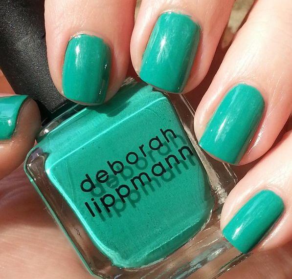 Лак для ногтей Deborah Lippmann Nail Color Creme She Drives Me Crazy (Цвет She Drives Me Crazy  variant_hex_name 237E6C)