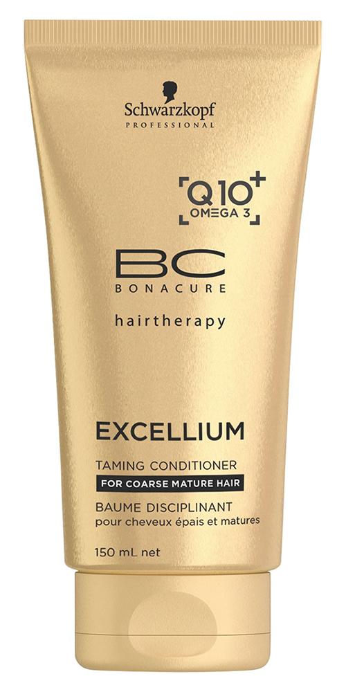 Шампунь Bonacure Excellium Taming Q10+ Omega 3 Conditioner (Объем 150 мл)