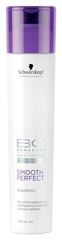 Шампунь Bonacure Smooth Perfect Shampoo (Объем 250 мл)