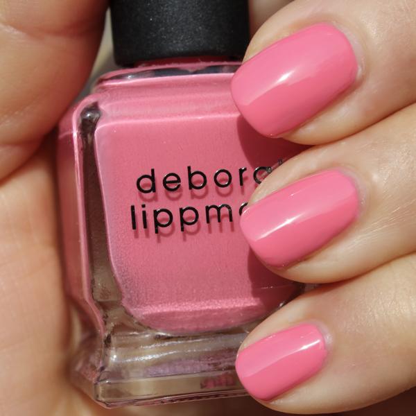 Лак для ногтей Deborah Lippmann Creme Nail Polish Break 4 love (Цвет Break 4 Love variant_hex_name FF7072)