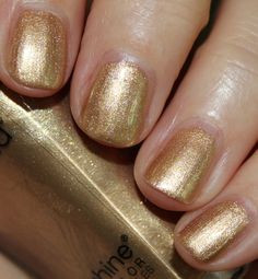 Лак для ногтей Wet n Wild Wild Shine Nail Color E470b (Цвет E470b Ready to Propose variant_hex_name C49F73)