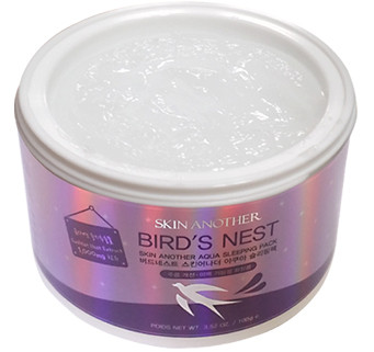 Ночная маска FarmStay Skin Another Birds Nest Aqua Sleeping Pack (Объем 100 г)