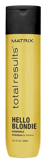 Шампунь Matrix Total Results Hello Blondie Shampoo (Объем 300 мл)