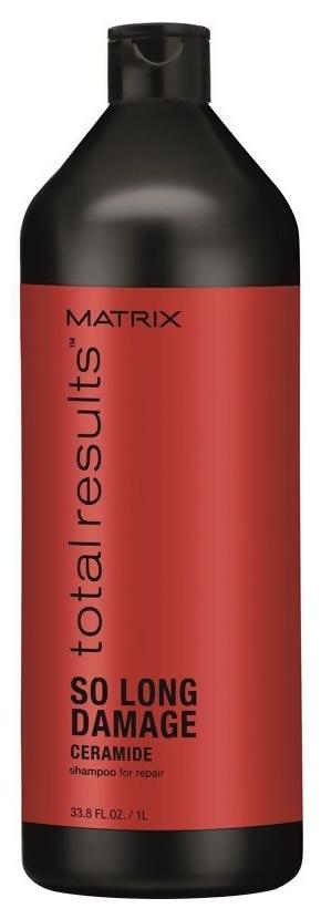 Шампунь Matrix Total Results So Long Damage Shampoo (Объем 1000 мл)