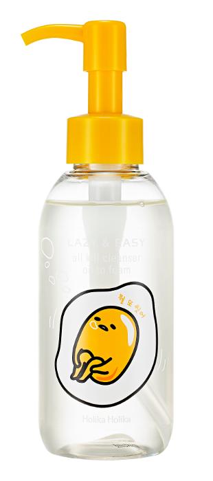 Купить Gudetama Lazy&Easy All Kill Cleanser Oil to Foam 150 мл HLK-8806334364724