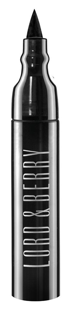 Подводка Lord  Berry Perfecto Extreme Long Lasting Eyeliner 1101 (Цвет 1101 Black variant_hex_name 000000)