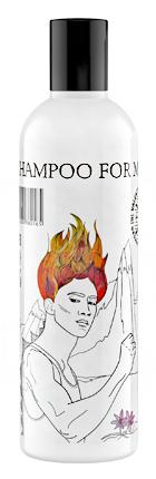 Шампунь Valentina Kostina Шампунь для мужчин безсульфатный Organic Cosmetic (Объем 250 мл)