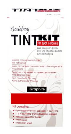 Купить Профессиональный набор для окрашивания бровей Tint Kit Dark Brown GDF-500502