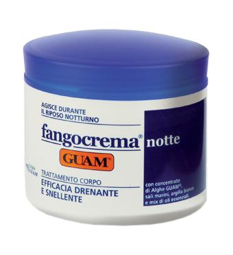 От целлюлита Guam Крем Fangocrema Notte (Объем 500 мл)