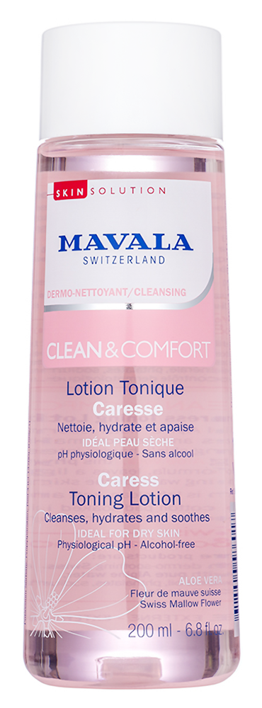 Купить Clean & Comfort Careless Toning Lotion 200 мл MAV-07-404