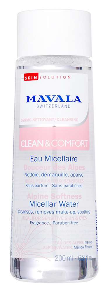 Купить Clean & Comfort Alpine Softness Micellar Water 200 мл MAV-07-405