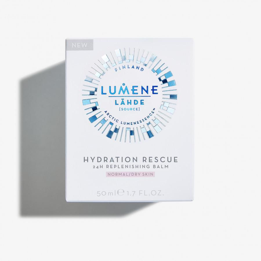 Крем Lumene Lahde Hydration Rescue 24H Nourishing Balm (Объем 50 мл)