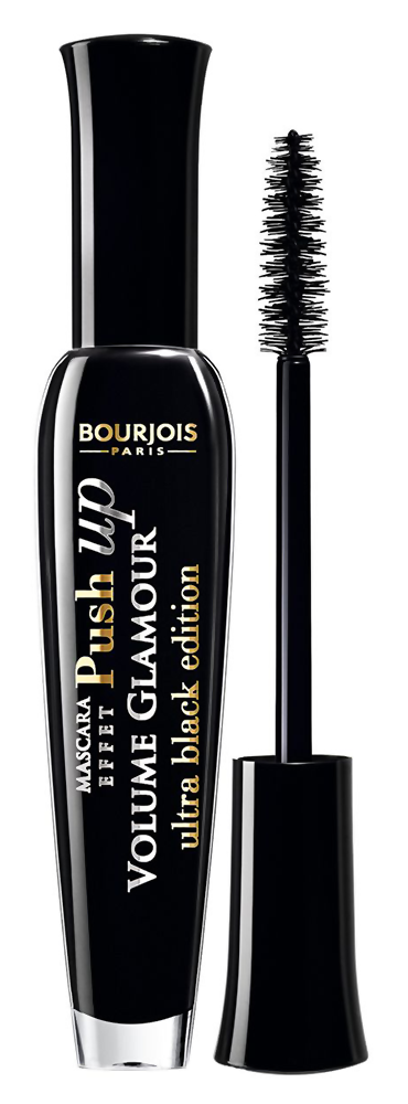 Тушь для ресниц Bourjois Volume Glamour Effet Push Up. Ultra Black Edition (Цвет 31 Ultra Black variant_hex_name 000000 Вес 20.00)