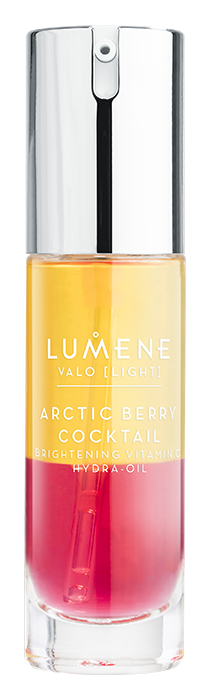 Масло Lumene Valo Arctic Berry Cocktail Brightening Vitamin C Hydra-Oil (Объем 30 мл)