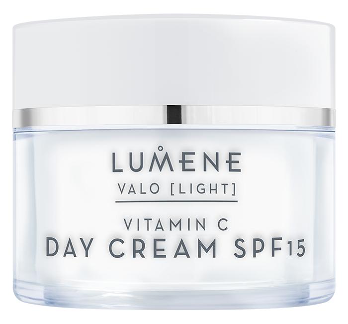 Крем Lumene Valo Vitamin C Day Cream SPF15 (Объем 50 мл)