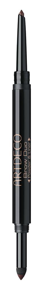 Купить Brow Duo Powder & Liner 22 Hot Cocoa ART-4052136064803