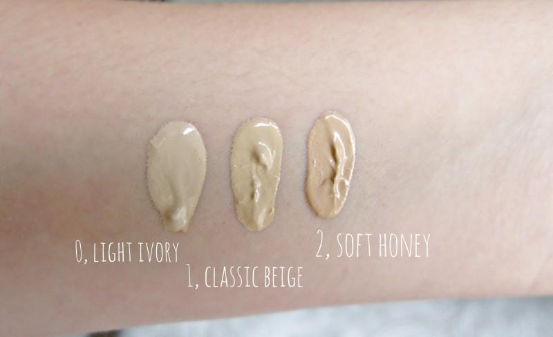 Тональная основа Lumene Blur Foundation Longwear SPF 15 2 (Цвет 2 Soft Honey variant_hex_name CBA990)
