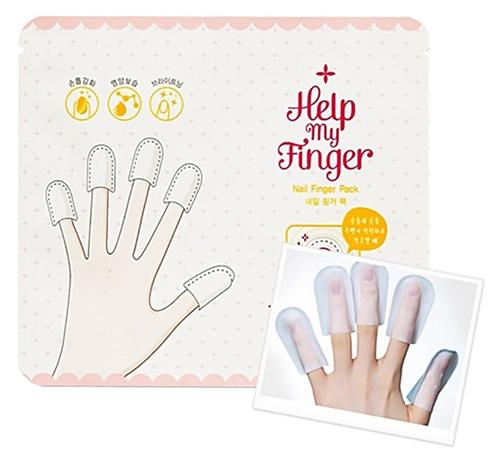 Купить Маска для ногтей Help My Finger Nail Pack 2*6 мл EDS-8806165964704