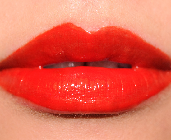 Помада Revlon Ultra Hd Lip Lacquer 560 (Цвет 560 Fire Оpal  variant_hex_name FF0000)